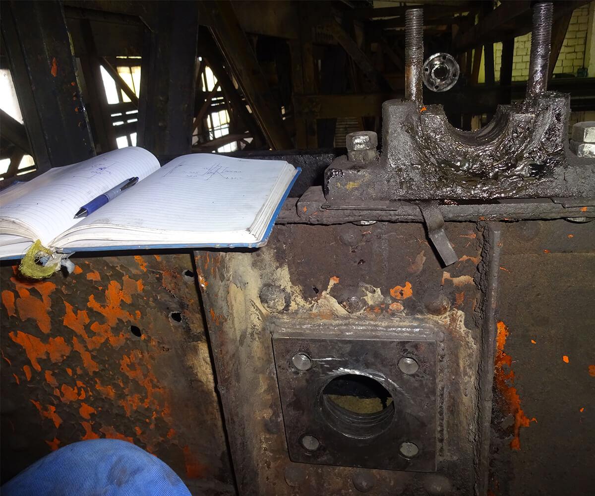 Servisiranje in popravila montaže metalna