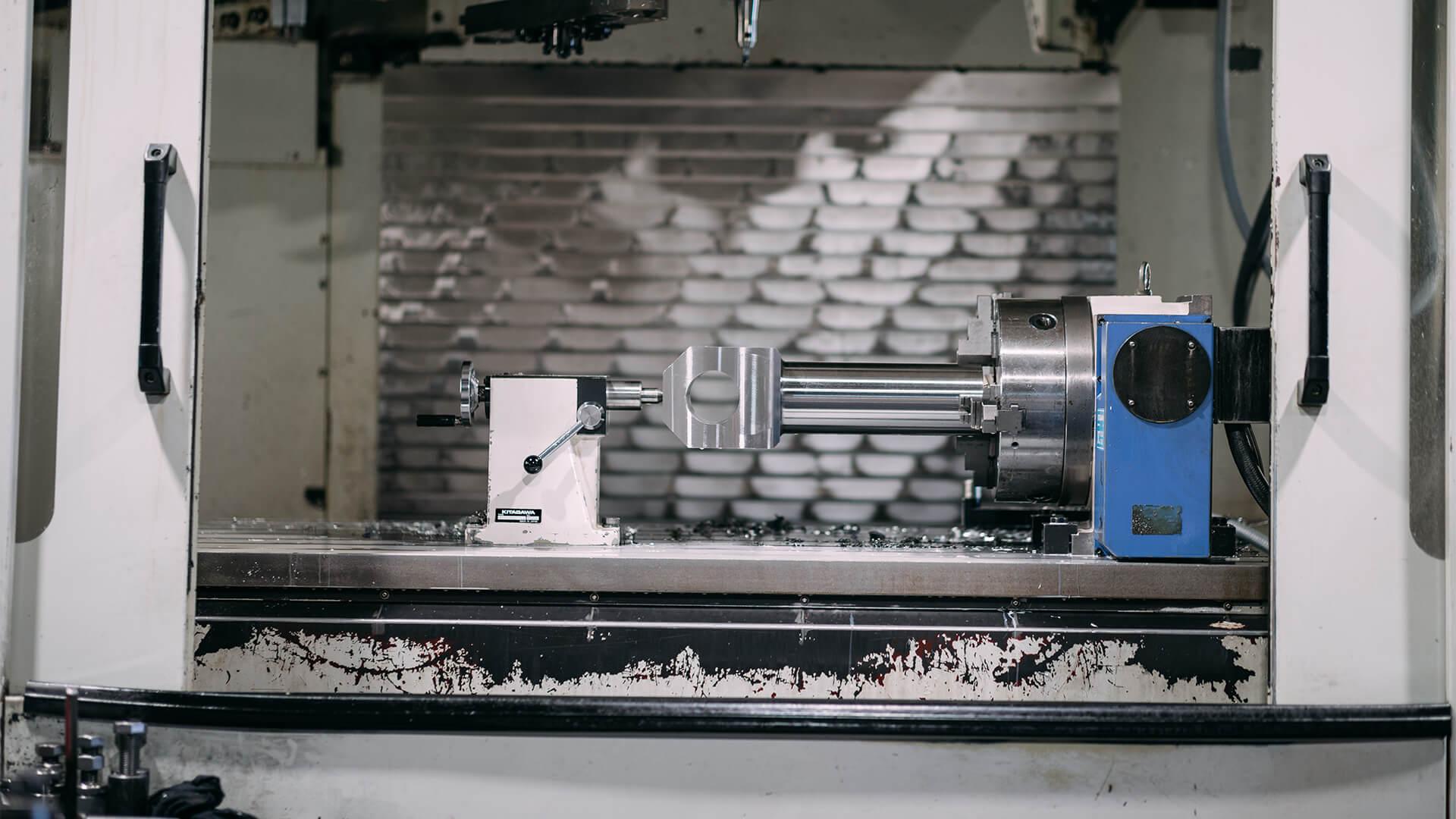 Strojna obdelava metalna
